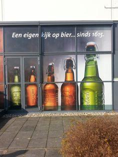 Halveliters grolsch bier