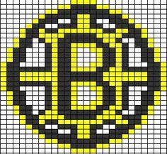 Boston Bruins knit chart