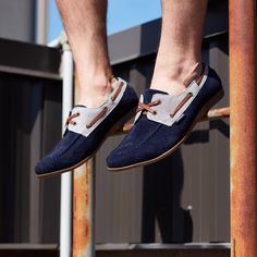 Is there anything better than heading up to the cotty with a solid crew of guys and girls for a Summer long weekend? Keep it casual or fire it up - whatever your mood, these slick wheels can hang in right there with you Spring Summer 2018, Long Weekend, Guys And Girls, Loafers Men, Boat Shoes, Oxford Shoes, Wheels, Dress Shoes, Footwear