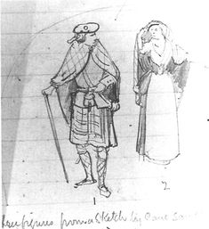 MaraRiley.net–17th and 18th Century Scottish Costume