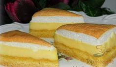 Quarkkuchen mit Baiserhaube | Top-Rezepte.de