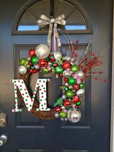 Christmas 2014 Wreaths Ideas Pictures Pinterest