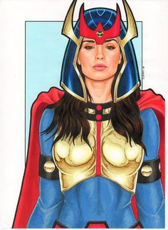 Bred for battle on the hellish world of Apokolips, Big Barda became one of her world's greatest warriors and served as the leader of Darkseid's personal guard, the Female Furies. Eventually Barda found love, and fled Apokolips with her future husband, Mr. Miracle. Barda has since made Earth her primary home and has served as member of the Justice League.