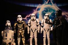 A stormtroopers life looks fun to me (47 Photos)