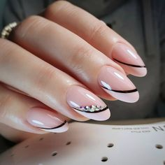 Top 6 Valentines Day Nails that will spread the love Romantic Nails, Elegant Nails, Stylish Nails, Manicure Nail Designs, Nail Manicure, Nail Art Designs, Nail Polish, Taupe Nails, Red Nails