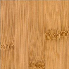 Like this color for our floors in the basement. Horizontal Toast 3/8 in. Thick x 4-3/4 in. Wide x 47-1/4 in. Length Click Lock Bamboo Flooring (24.94 sq.ft./case)-HL600 at The Home Depot