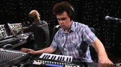 Simian Mobile Disco - Sun Dogs / Tangents / Calyx (Live on KEXP)