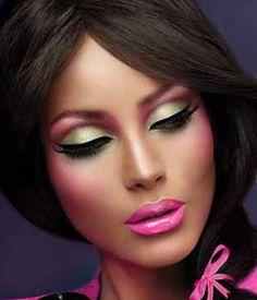 Макияж в стиле Барби - Glamton - имидж студия