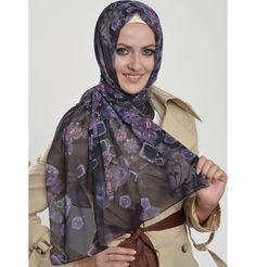 Neva Style Jewel Chiffon Shawl #5019