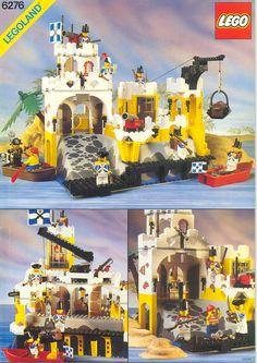 LEGO 6276-1: Eldorado Fortress | Brickset: LEGO set guide and database