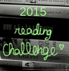 2015 Reading Challenge - Our Joyful Home