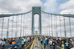 New York City's marathon is a rite of passage for anyone who wants to call   themselves a proper runner, writes Tobias Mews