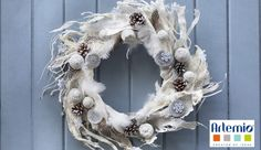 Decorate your Christmas wreath with Powertex | Artemio Creator of Ideas