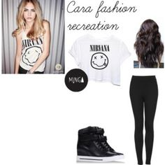 Cara Recreated outfit