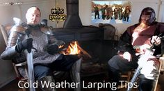 Cold Weather Larping Tips