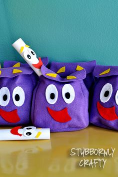 Dora the Explorer Party Gift, Favor, or Goodie Bag Backpack on Etsy, $32.00