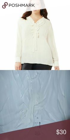 Catherines top This top is from Catherine's Black Label it is true to size it is 100% polyester catherines  Tops