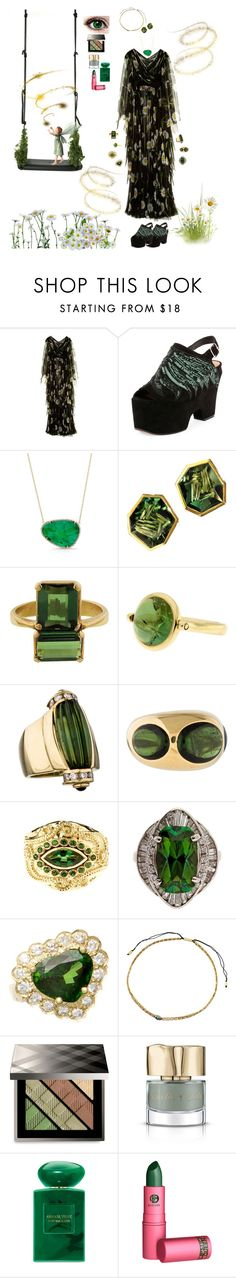 """Morning Glory"" by karlielove2party ❤ liked on Polyvore featuring Droog, Dolce&Gabbana, Dries Van Noten, Atelier Munsteiner, Jona, Lagos, Pomellato, Aurélie Bidermann, Diane Griswold Johnston and House of Harlow 1960"