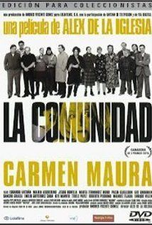 Spanish comedy - what happens when an estate agent finds a stash of money hidden in an apartment she is supposed to sell?