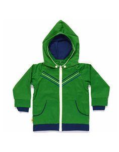 Albababy - Green Elliot summerjacket - Pepatino.be