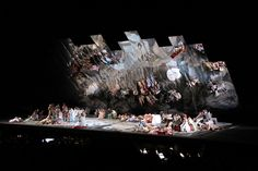 LA TRAVIATA by Giuseppe Verdi | set designer JOSEF SVOBODA