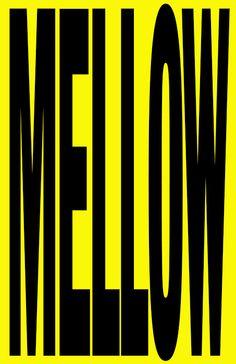 webecomelegend: #mellowyellow