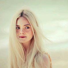 Imagen de Elle Fanning and blonde