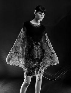 <p>Trendland has been a big fan of Iris Van Harper since her beginning, and when fashion photographer duo Warren du Preez and Nick Thornton Jones shoot Hannah Elyse in Van Harper's Spring 2017 C