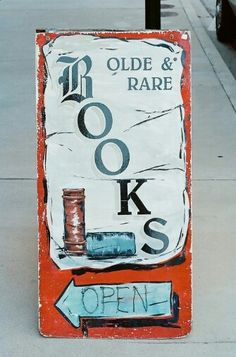 Olde & Rare Books