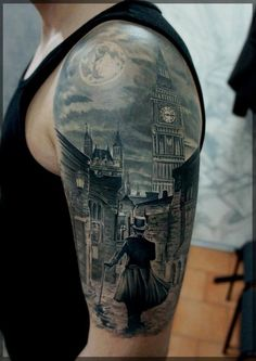 Tattoo by Pavel Roch