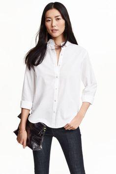 Camisa de algodón | H&M