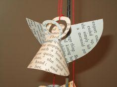 Lavoretti di Natale: gli angioletti (Foto 9/40) | Donna Nanopress