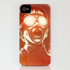 FIREEE! iPhone Case by Dr. Lukas Brezak - $35.00