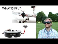 HorizonHobby.com Product Overview - What Is FPV? - YouTube