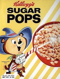 Kellogg's Sugar Pops