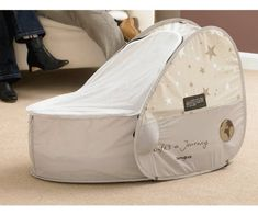Gift - Koo-di Sleep Sun Pop Up Travel Bassinette Best Double Stroller, Double Strollers, Bedside Bassinet, Rock N Play Sleeper, Best Baby Carrier, Pop Up, Small Baby, Toddler Gifts, Baby Gear