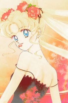 things i don't have words for by pauline Arte Sailor Moon, Sailor Moon Fan Art, Sailor Moon Usagi, Sailor Moon Crystal, Princesa Serenity, Moon Princess, Image Manga, Sailor Scouts, Manga Drawing