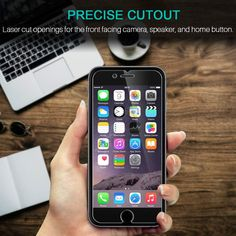 LK Pack] Screen Protector for iPhone 6 Plus/iPhone Plus, [Tempered Glass] DoubleDefence Technology [Alignment Frame Easy Installation] Touch] with Lifetime Replacement Warranty, Spy Gadgets, 6s Plus, Screen Protector, Iphone 6, Bubbles, Image Link, Wall Decor, Cases, Packing