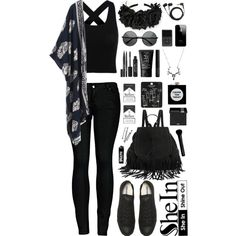 A fashion look from August 2015 featuring 2LUV jeans and Topshop rings. Browse and shop related looks.