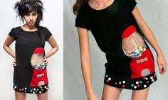 The Gumball Machine Dress is Real