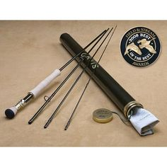 Orvis Helios Tip Flex Rod Helios™ Fly Rod—Mid Flex The Helios medium-action fly rod is the lightest, and the best, all-around trout rod, made for the widest range of conditions. Fishing Rods And Reels, Fly Fishing Rods, Rod And Reel, Fly Rods, Fresh Water, Trout, Alaska, Action, Range