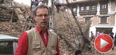 Video: Helfer berichten aus dem Erdbebengebiet