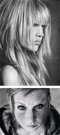 Pencil Art -