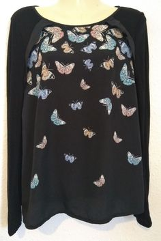 Ex River Island Ladies Beautiful Pink Studded Butterfly Vest Top size 8,10,12,14