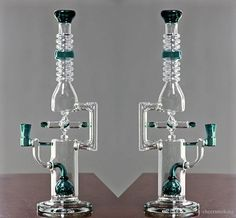 2016 Glass Bongs With Rotatable Windmill Bongs Water Pipes Joint Size 14.4 Mm Good Filtering Recycle Oil Rigs Glass Bongs Hookahs 36cm Tall From Cheersmoking, $59.3   Dhgate.Com Glass Pipes, Water Pipes, Cheap Glass Bongs, Pipes And Bongs, Pipes And Cigars, Oil Rig, Smoking Accessories, Purple Glass, Windmill