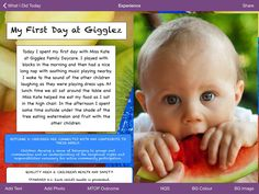 Lesson Plans For Toddlers, Lessons For Kids, Early Learning, Kids Learning, Learning Stories Examples, Preschool Portfolio, Infant Toddler Classroom, Kids Education, Early Education