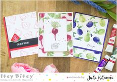Hello everyone, it's Juhi and today I'm sharing 3 watercolor cards. Easy Watercolor, Watercolor Cards, Hello Everyone, Handmade Cards, Stamping, Card Making, Arts And Crafts, Greeting Cards, Tutorials