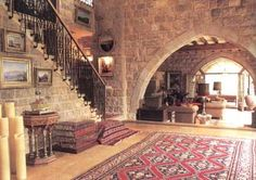 First Lebanon : Jean-Louis Mainguy and the World of Interior Design - Space for Minds and Bodies