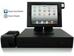 Square Register and Receipt Printer