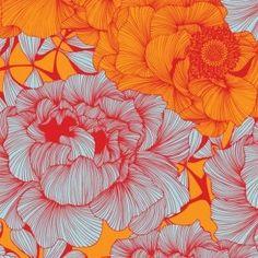 60's flowers